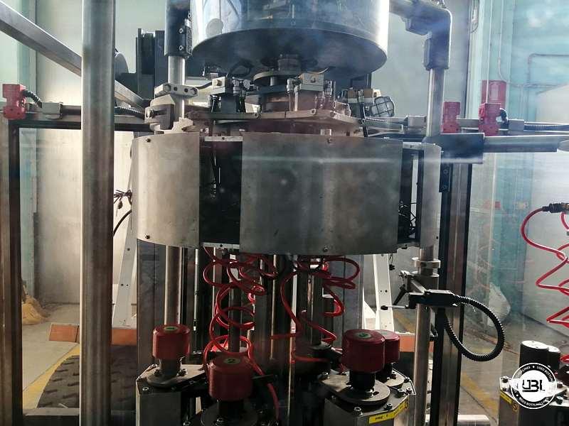 Used Capsuling Machine Robino & Galandrino ZENITH 2/12 OTTICO - 8
