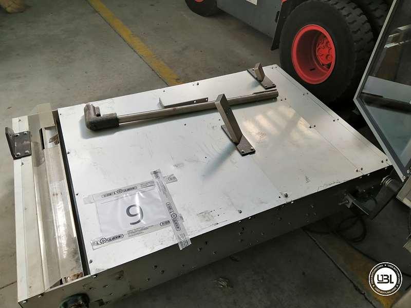 Used Capsuling Machine Robino & Galandrino ZENITH 2/12 OTTICO - 9