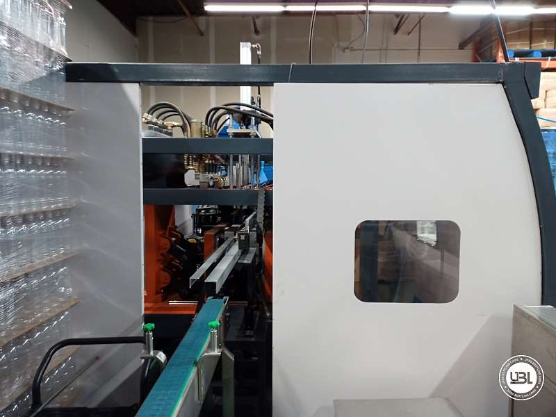Used Blow Molding Machine Eautopia Biological Technology Inc. WJA-4 up to 6000 bph - 2
