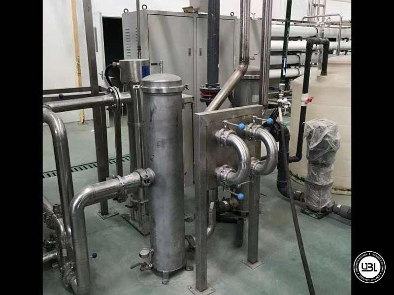Komplett PET töltősor – Víz - 25