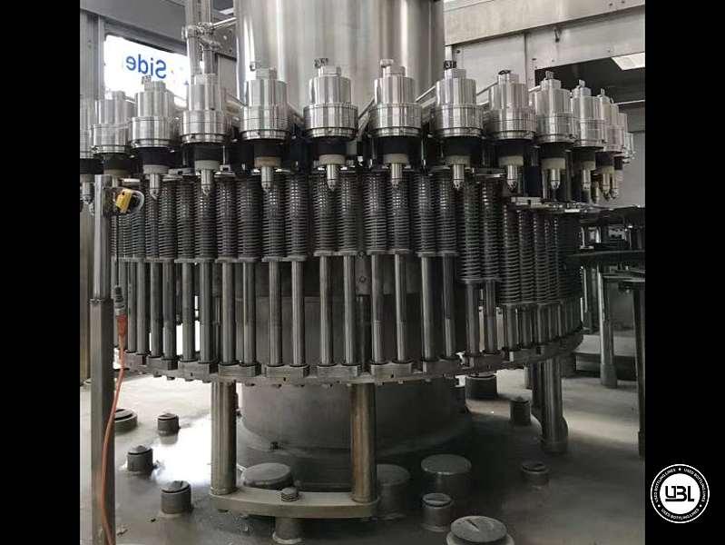 Komplett PET töltősor – Víz - 29