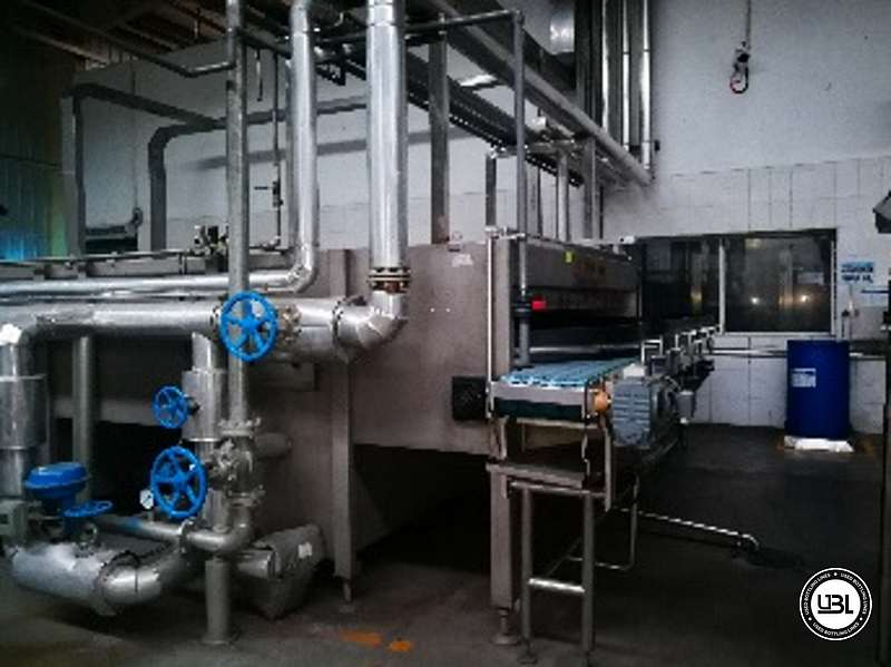 Used Complete PET Line for Flat Drinks, Water 21600 Bph - 4