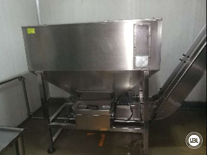 Used Complete PET Line for Flat Drinks, Water 21600 Bph - 5