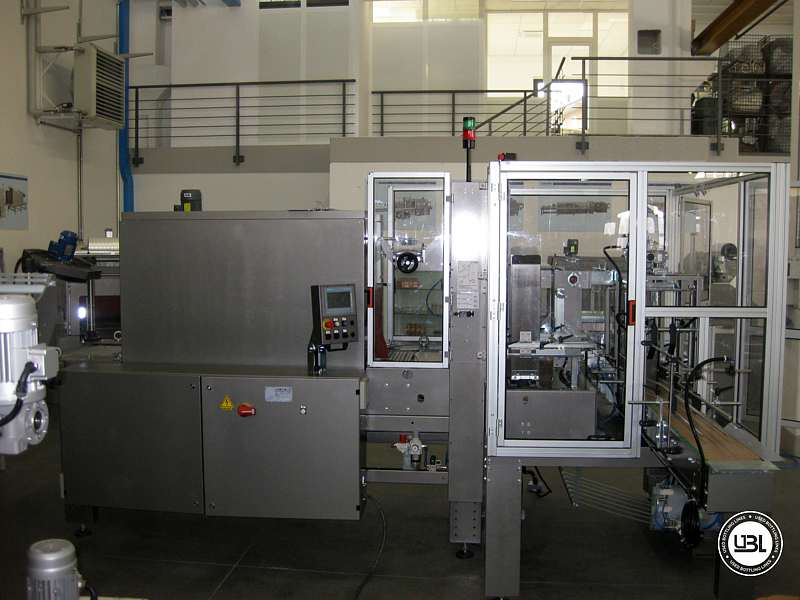 Semi-Automatic or Automatic Shrink Wrapper with welding bar to 22 P/M – New for sale - 1