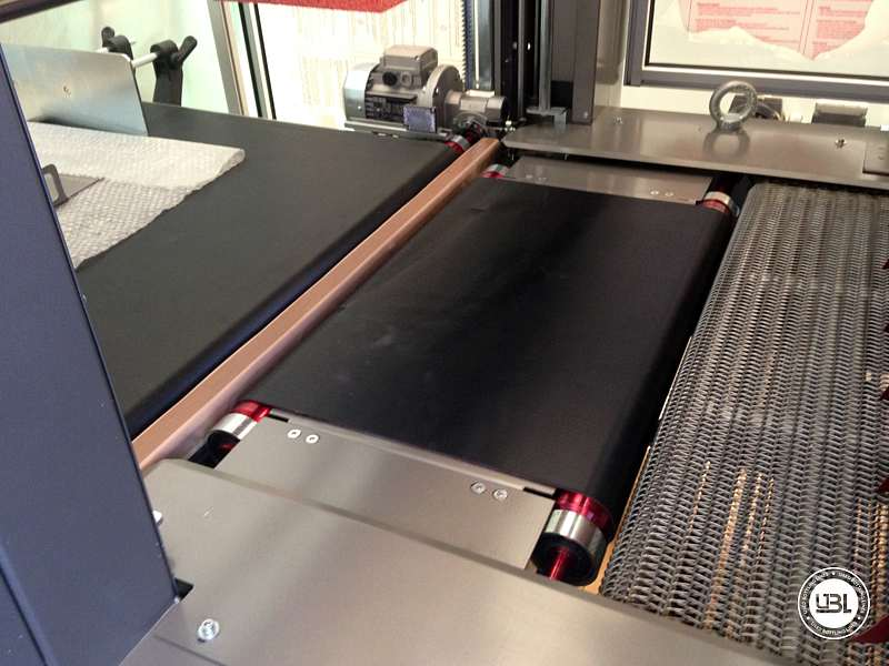 Semi-Automatic or Automatic Shrink Wrapper with welding bar to 22 P/M – New for sale - 4