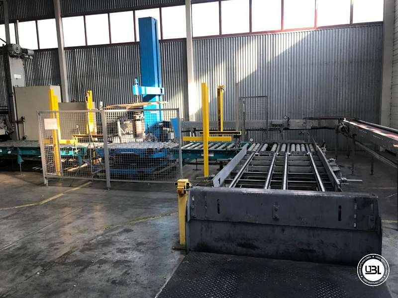 Palettiseurs et Machine pour l'emballage du palettes KETTNER UM1200 14000 bph - 1