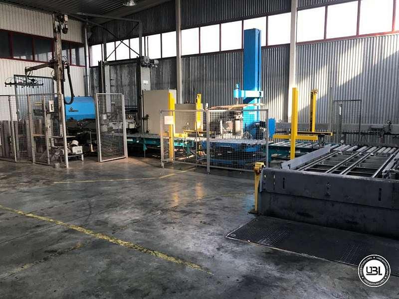 Palettiseurs et Machine pour l'emballage du palettes KETTNER UM1200 14000 bph - 2
