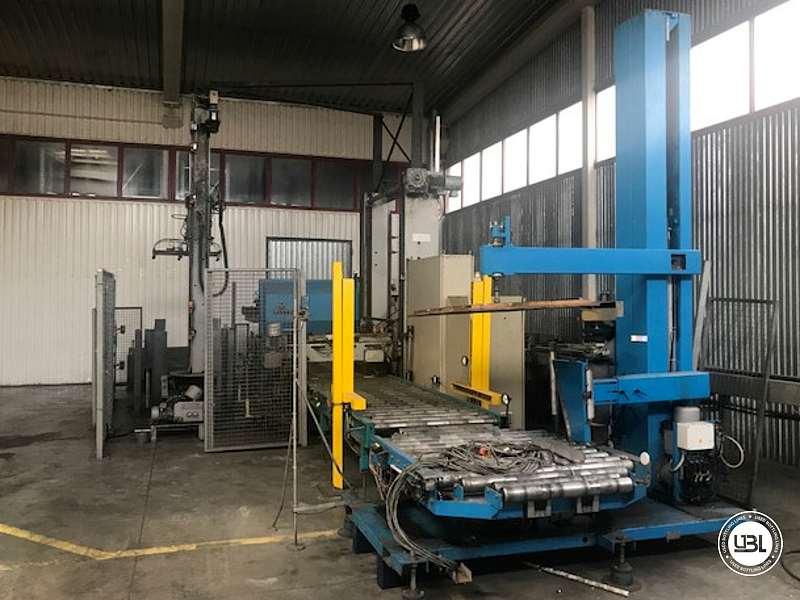 Palletizadoras y Máquinas envolvedoras usada KETTNER UM1200 14000 bph - 3