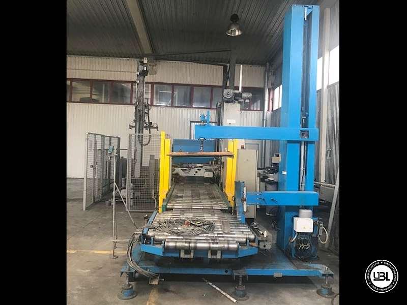 Palettiseurs et Machine pour l'emballage du palettes KETTNER UM1200 14000 bph - 4