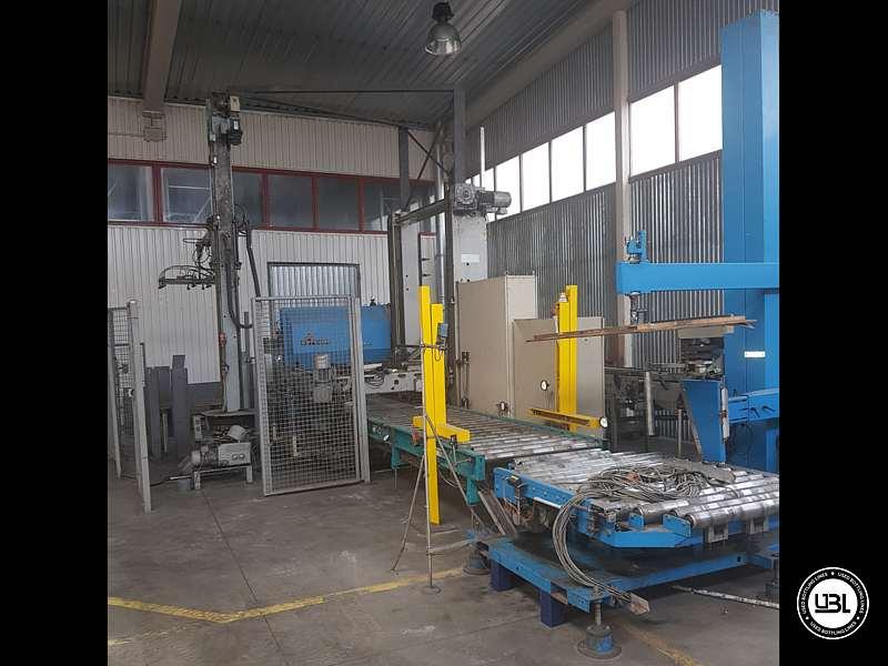 Palletizadoras y Máquinas envolvedoras usada KETTNER UM1200 14000 bph - 5