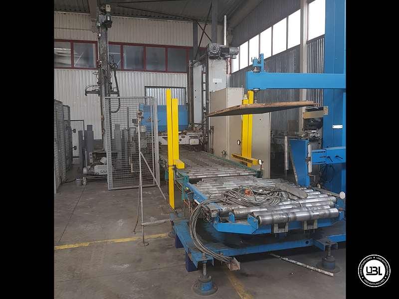 Palettiseurs et Machine pour l'emballage du palettes KETTNER UM1200 14000 bph - 6