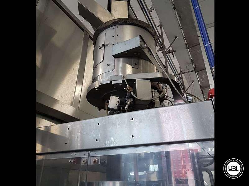 Used Capping Machine Arol 10T 18000 bph Crown cap - 3