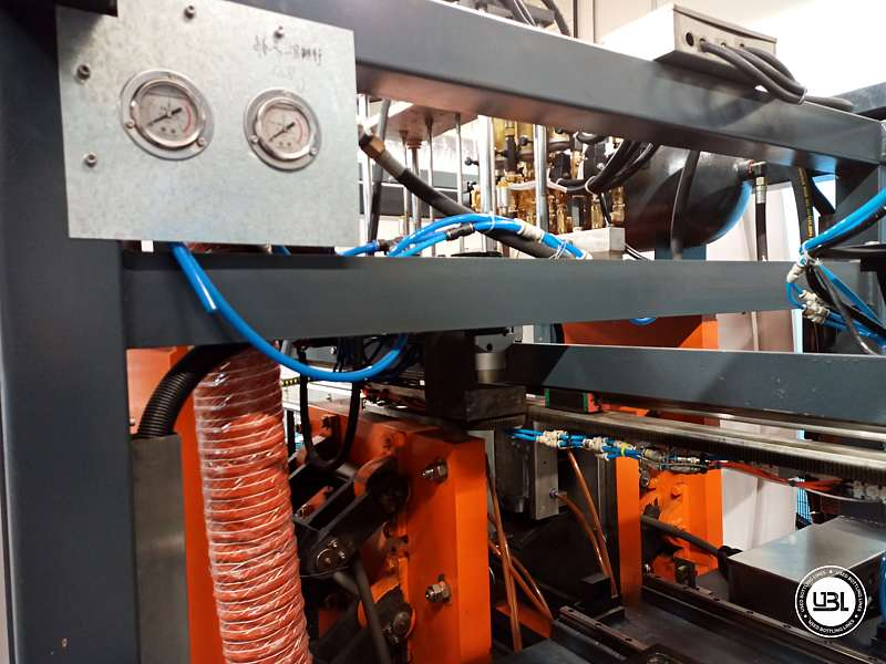 Used Blow Molding Machine Eautopia Biological Technology Inc. WJA-4 up to 6000 bph - 7
