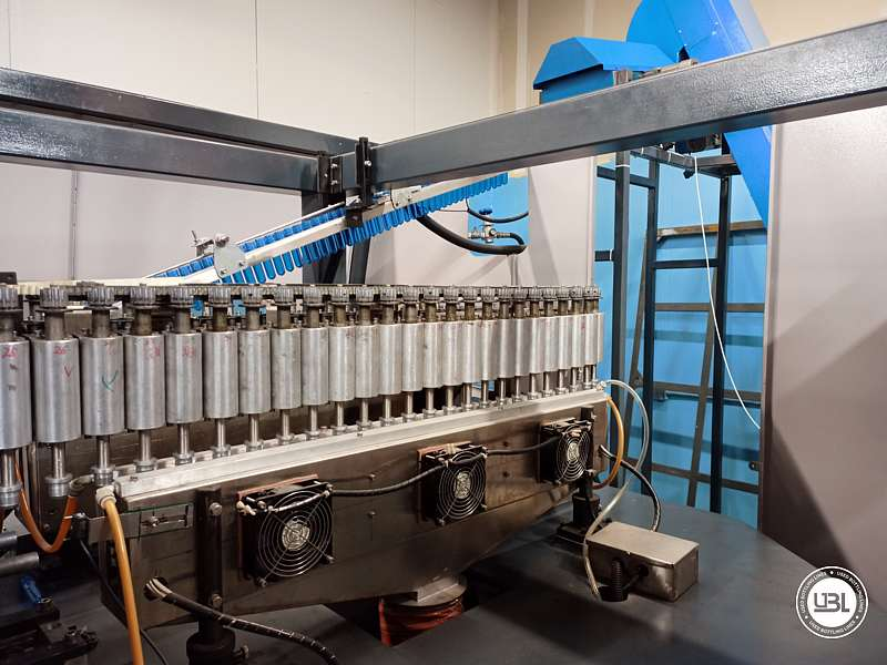 Used Blow Molding Machine Eautopia Biological Technology Inc. WJA-4 up to 6000 bph - 8