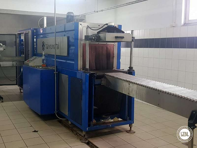 Used Isobaric Complete PET Line for Flat Drinks, Soft Drinks, Sparkling Water, Water 4500 bph - 18