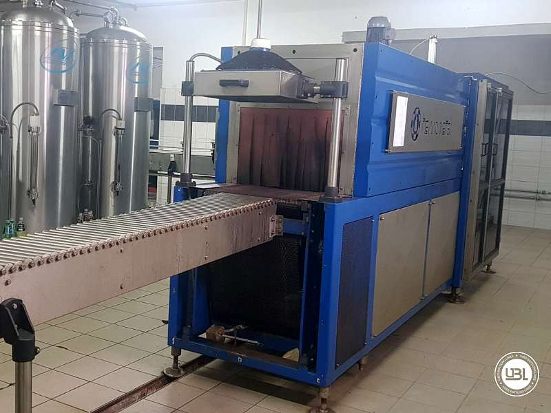 Used Isobaric Complete PET Line for Flat Drinks, Soft Drinks, Sparkling Water, Water 4500 bph - 19