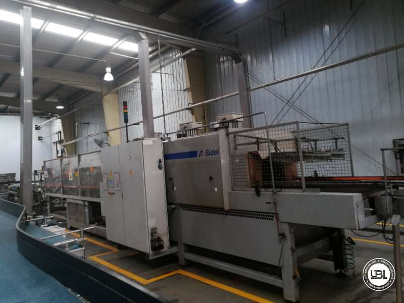 Used Complete PET Line for Flat Drinks, Water 21600 Bph - 15