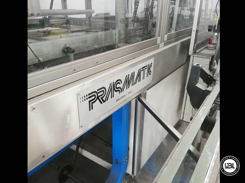 Used Wrap Around Packer PRASMATIC PM18 - 11