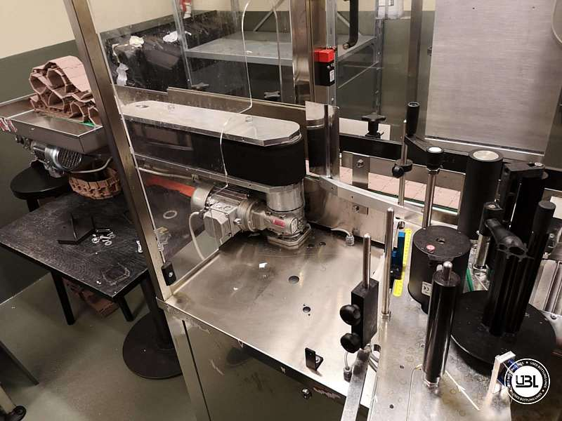 Used Isobaric Complete Can Line for Beer, Soft Drinks 12000 Cph - 10