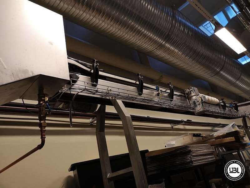 Used Isobaric Complete Can Line for Beer, Soft Drinks 12000 Cph - 19