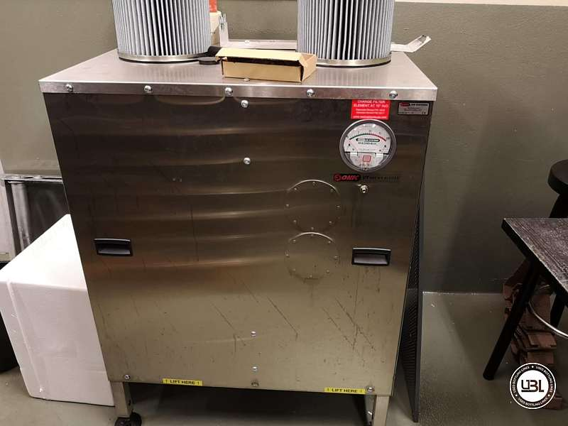 Used Isobaric Complete Can Line for Beer, Soft Drinks 12000 Cph - 2