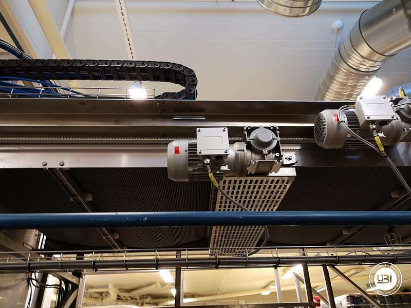 Used Isobaric Complete Can Line for Beer, Soft Drinks 12000 Cph - 26