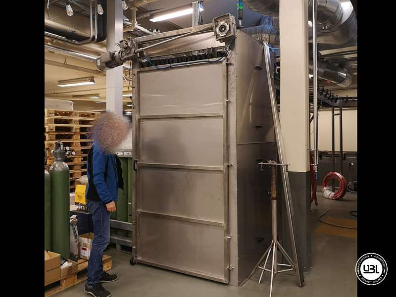 Used Isobaric Complete Can Line for Beer, Soft Drinks 12000 Cph - 32