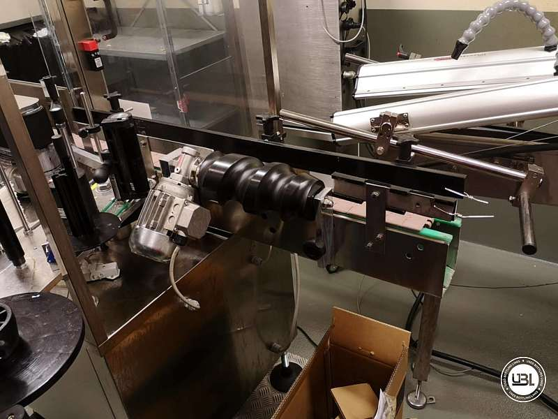 Used Isobaric Complete Can Line for Beer, Soft Drinks 12000 Cph - 9