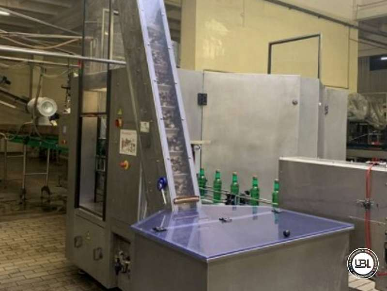 Used Isobaric Complete PET Line for Soft Drinks 6000 Bph - 18