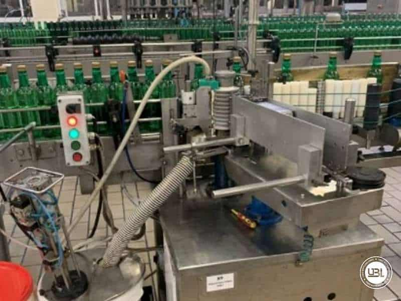 Used Isobaric Complete PET Line for Soft Drinks 6000 Bph - 2