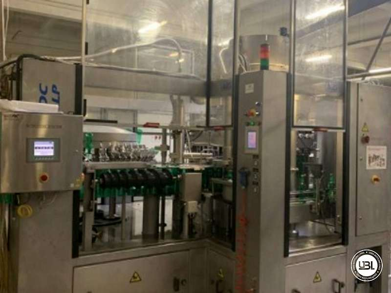 Used Isobaric Complete PET Line for Soft Drinks 6000 Bph - 21