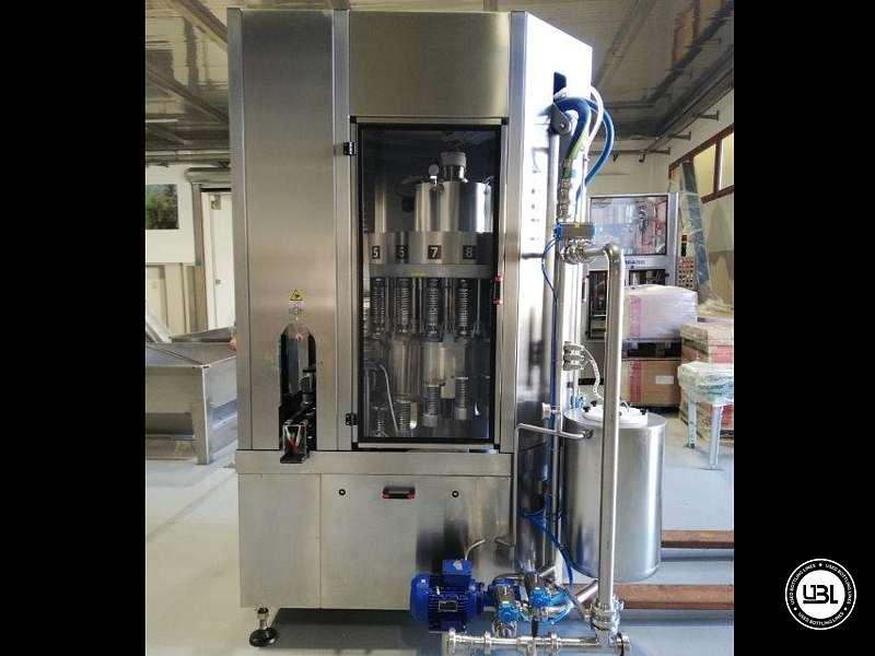 Used Filling Machine OCIM RAPIDA 20 for Oil Year 2006 – 2500 bph - 10