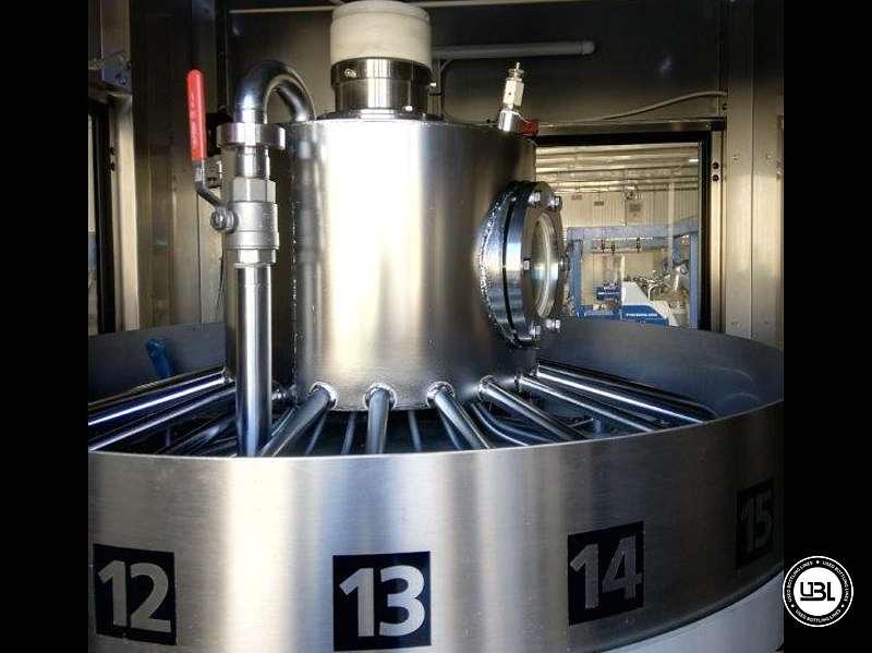 Used Filling Machine OCIM RAPIDA 20 for Oil Year 2006 – 2500 bph - 2