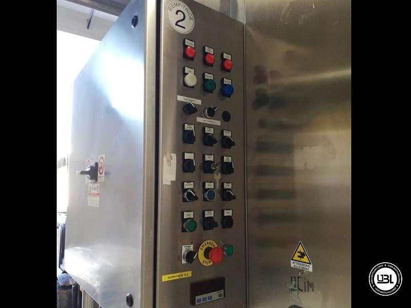 Used Filling Machine OCIM RAPIDA 20 for Oil Year 2006 – 2500 bph - 5