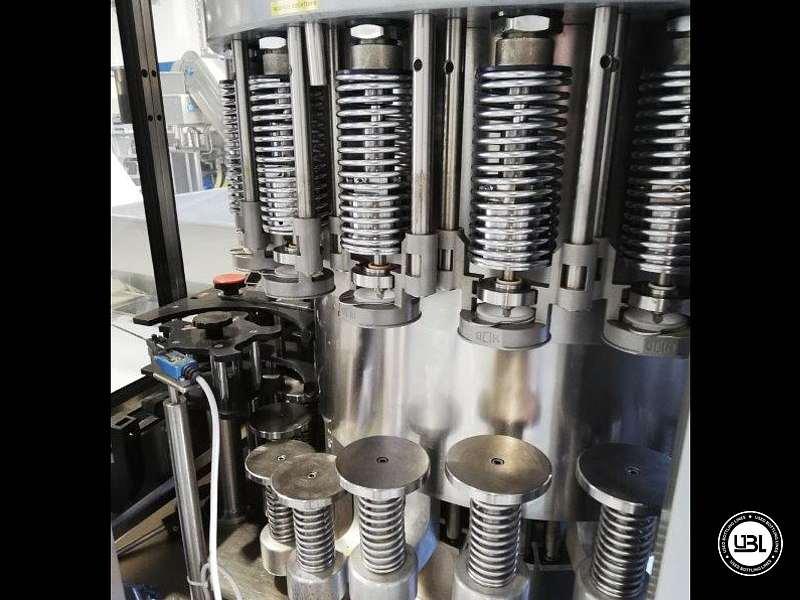Used Filling Machine OCIM RAPIDA 20 for Oil Year 2006 – 2500 bph - 7