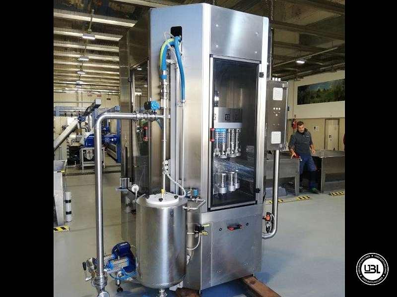 Used Filling Machine OCIM RAPIDA 20 for Oil Year 2006 – 2500 bph - 9