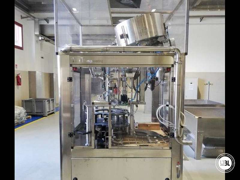 Used Capping Machine KTF ELECTRONIC CAPPER KTP 2-540 Year 2013 - 5