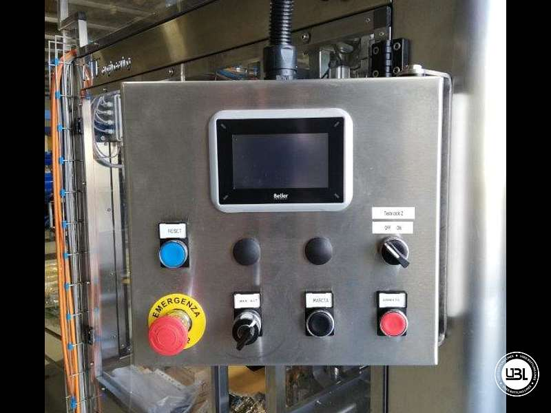 Used Capping Machine KTF ELECTRONIC CAPPER KTP 2-540 Year 2013 - 7