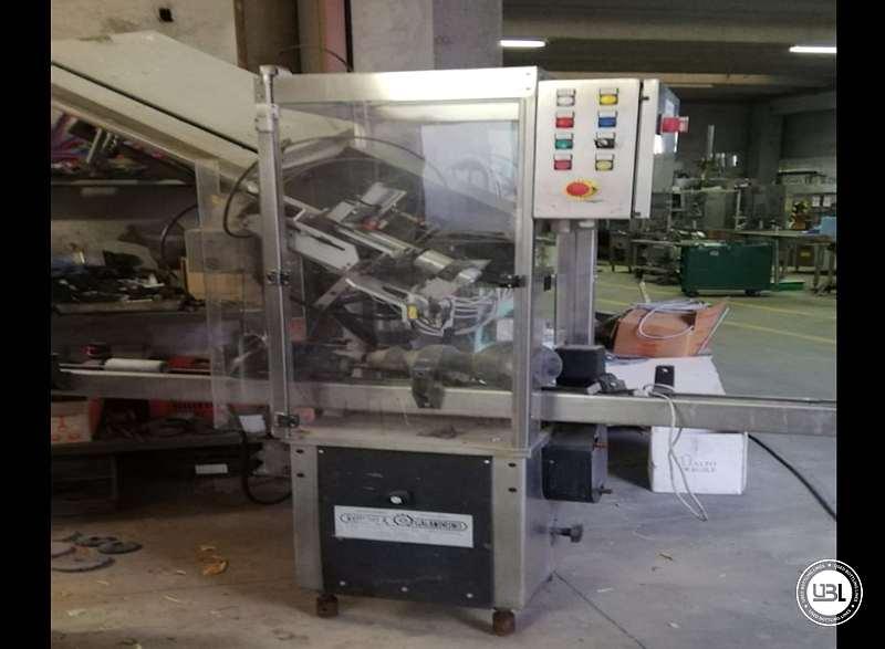 Used Capsuling Machine Robino & Galandrino 1 Head 1500 bph - 1