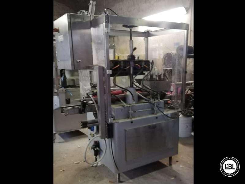 Used Capsuling Machine Robino & Galandrino 1 Head 1500 bph - 2