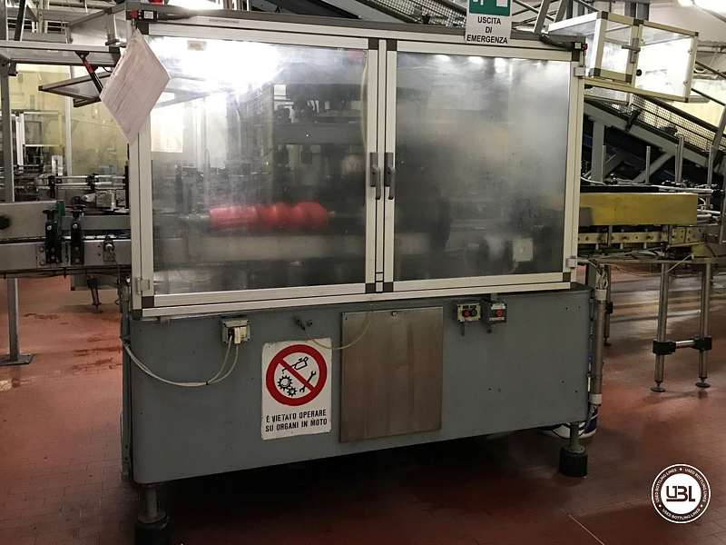 Used Bottle Labeler COCITO 12 Heads 6000 bph - 1