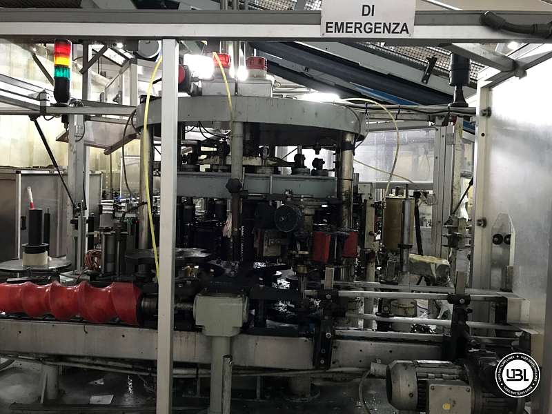 Used Bottle Labeler COCITO 12 Heads 6000 bph - 3