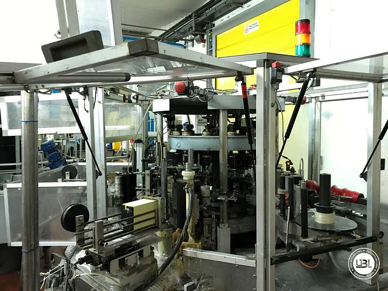 Used Bottle Labeler COCITO 12 Heads 6000 bph - 4
