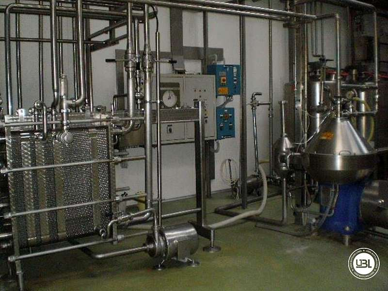 Used Complete Dairy – For the production of semi-hard and hard cheese, fresh cheese and curd - 0
