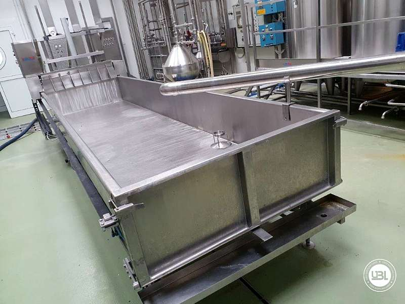 Used Complete Dairy – For the production of semi-hard and hard cheese, fresh cheese and curd - 10