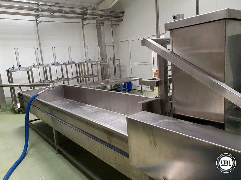 Used Complete Dairy – For the production of semi-hard and hard cheese, fresh cheese and curd - 11