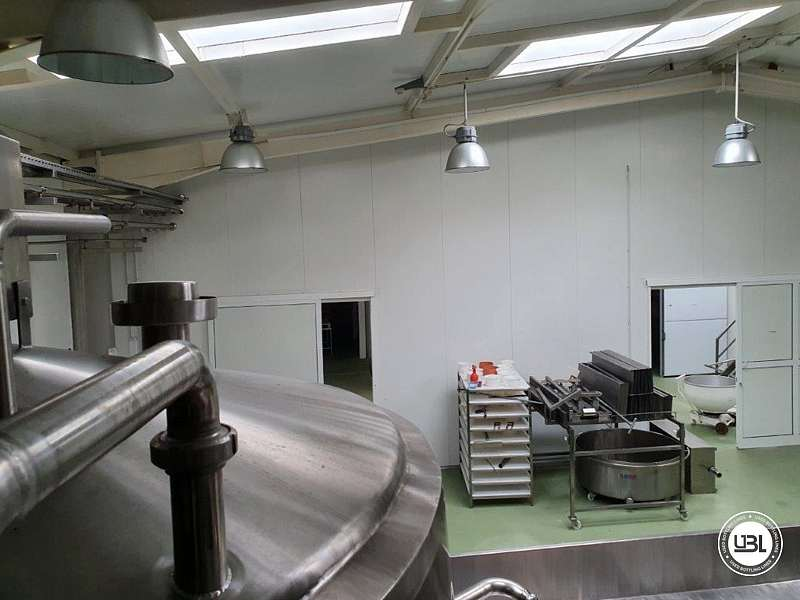 Used Complete Dairy – For the production of semi-hard and hard cheese, fresh cheese and curd - 13