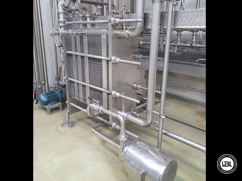 Used Complete Dairy – For the production of semi-hard and hard cheese, fresh cheese and curd - 14