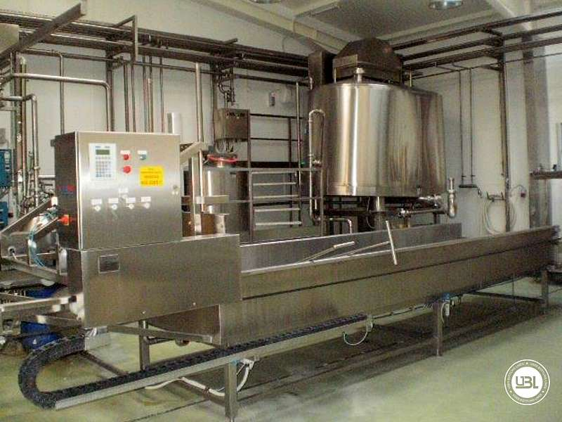 Used Complete Dairy – For the production of semi-hard and hard cheese, fresh cheese and curd - 16
