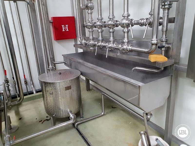 Used Complete Dairy – For the production of semi-hard and hard cheese, fresh cheese and curd - 30